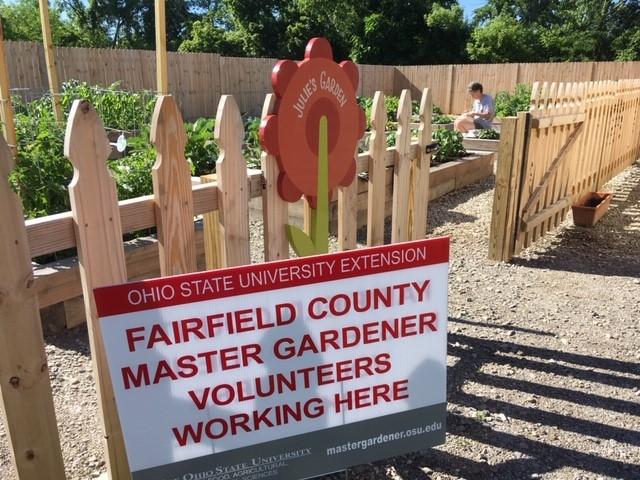 MGV raised bed gardens at AHA