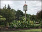 Birdhouse at Wagnall's Gardens