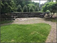 Amphitheater at Wagnall's Garden