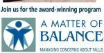 A Matter of Balance logo